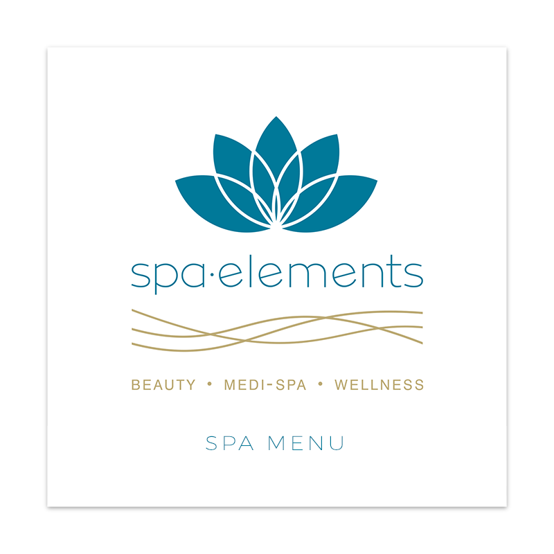Spa Elements | Spa Menu
